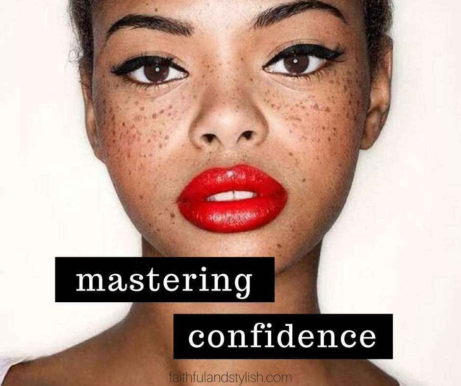 Mastering Confidence